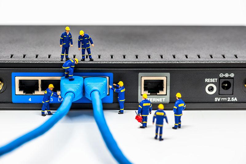 fibre-connection