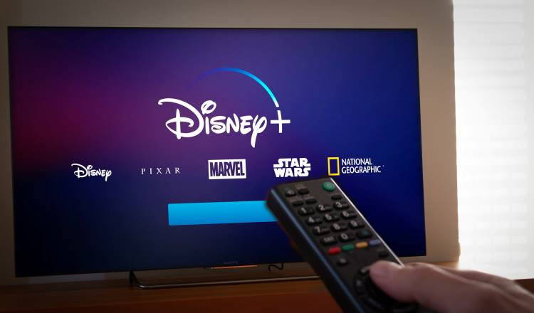 Disney+ 4K